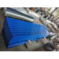 Wear Resistant Corrugated Steel Roof Sheets For Industrial And Civil Buildings Corrugated Steel Roof Sheets Manufactures