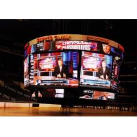 Quality Indoor Full Color LED Cylindrical Creative LED Screen Customized Cylindrical LED for sale