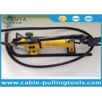 China 700bar Hydraulic Foot Operated Oil Pump for Power Supply Transmission Line Stringing Tools on sale