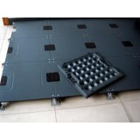 Fir-proof water-proof and dust-proof Raised Access Floor 500 x 500 x 28mm Manufactures