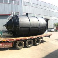 3000*3000*6500 Tailings Thickener Ceramic Industry Equipment With Technical Guidance Manufactures