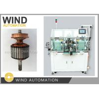 Solar Steering Motor Armature Winding Machine Flyer Winder Rotor Lap Winder Manufactures