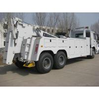 Integrated tow truck road wrecker Manufactures