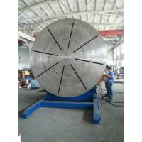 China 3KW Automated Pipe Welding Positioner Turntable Bh Series By Vfd Control on sale