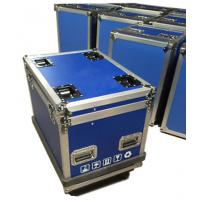 Utility And Portable Rack Flight Case , Equipment Case For Audio / Lighting Equipment Manufactures