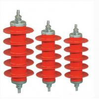 Over Voltage Metal Oxide Gapless Lightning Arrester Ceramic For Electric Railway Systems Manufactures