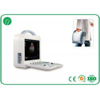 Quality Professional Medical Equipment Portable Color Doppler Machine For Hospital / Clinic for sale