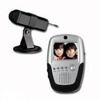 "China 2.4ghz Wireless Palm Baby Monitor With 2.5"" LCD Color Screen CCTV Camera System CEE301 on sale"