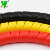 Spiral guard for hydraulic hose hot sale hose protector Manufactures