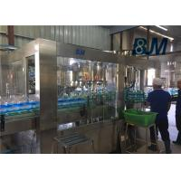 12 Filling Heads Automatic Water Filling Machine Stainless Steel For 5L Bottle Manufactures