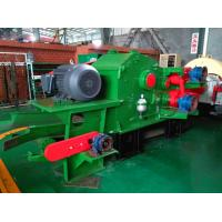 Biomass Energy Wood Sawdust Log Maker / Sawdust Grinder Machine Crusher