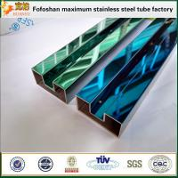 CE Approved Different Color Cheap Price Stainless Steel Tube Manufactures