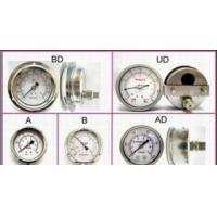 China Stainless Steel Pressure Gauge on sale