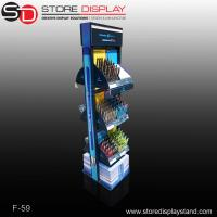 corrugated floor display stand for pens Manufactures