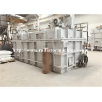 Natural Gas Aluminum Holding Metal Melting Machine Pool Type With 8000 KG Capacity