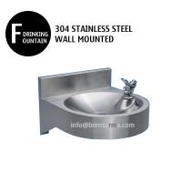 WDF25B Cost-Competitive Wall Mounted Stainless Steel Drinking Fountain Manufactures