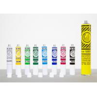 Paint Aluminum Squeeze Tubes Pigment Packaging Small Size Sealed Opening Manufactures