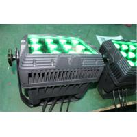 Quality 12 x 15w RGB 3 in 1 LED Wall Wash Light Outdoor Stage Lighting Equipment for for sale