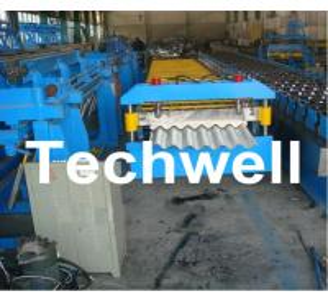 Corrugated Sinusoidal Sheet Roll Forming Machine, Corrugated Sheet Making Machine Manufactures