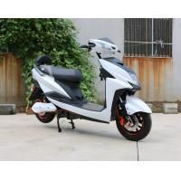 "1000W Electric Scooter Motorcycle 10"" Wheel 60V30AH Battery For Long Distance Manufactures"