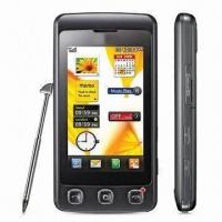 Quadband Phone with Resistive Touchscreen, Handwriting Recognition and 48MB Internal Memory Manufactures