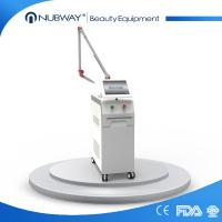 China Beauty Equipment Q SwitCh ND Yag Laser Tattoo Removal Machine For Women Skin Rejuvenation on sale