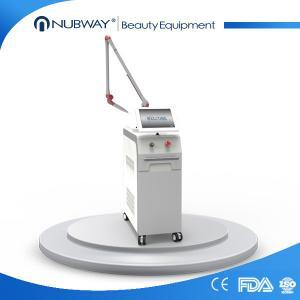 Q switch nd yag laser /tattoo removal machine /laser tattoo removal with CE certification Manufactures