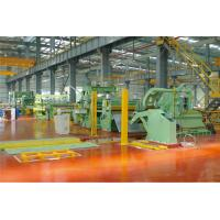 450 KW Stainless Steel Slitting Machine 380V/50Hz/3Ph RS 4.0-16.0 Heavy Gauge Low Noise Manufactures