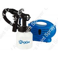 Effective Airless Paint Sprayers 220V Corrosion resistant with CX02 1.8mm Paint Spray Gun Manufactures