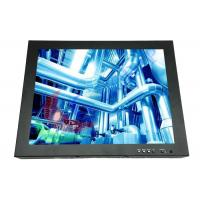 Light Weight 10.4 Inch Industrial Computer Monitor , Panel Mount Touch Screen 400 Nits Manufactures