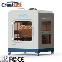Quality CreatBot D600 Pro Automatic 3d Printer 110-220V With Color Touch Screen for sale