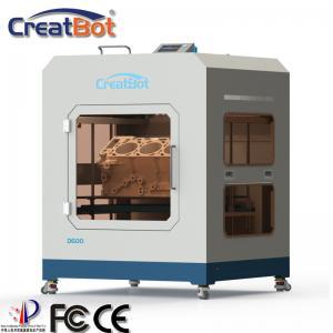 Quality High Precision Full Metal 3d Printer , Metal Frame 3d Printer For Nylon PA TPU for sale