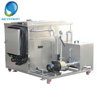 Metallic Parts Degreasing Industrial Ultrasonic Cleaner 3.6KW With Oil Seperator Manufactures