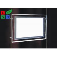 Suspension Kits Magnetic Light Box LED Source 3014 SMD For Window Poster Display Manufactures
