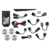 China USB Link Heavy Duty Truck Diagnostic Scanner on sale