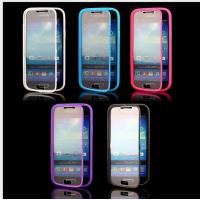 Slim Tpu Samsung Galaxy S4 Phone Covers , Cell Phone Galaxy S3 Case Manufactures