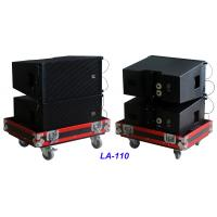 """Single 10"""" Full Range Line Array Speaker LA-110 For Party , Living Event , Church and Wedding Manufactures"""
