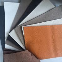 "China 54"" Full Grain Leather Waterproof , Environmentally Friendly Leather wholesale"