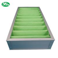 China Durable Primary Air Filter / Air Conditioner Air Filter With Synthetic Fiber Material on sale
