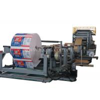 Automatic Paper Cement Bag Making Machine Deviation Rectifying System Manufactures