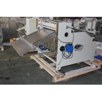 600mm 800mm 1000mm Full Automatic Aluminum foil roll to sheet cutting machine Manufactures