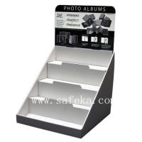 China POP Cardboard Counter Display Box for Photo Albums on sale