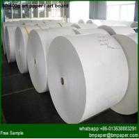 Coated Double Side Art Paper 105 115gsm Manufactures