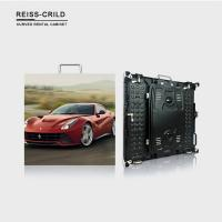 P1.875 Full Color Indoor Rental LED Display Panel Seamless Splicing Good Weather Resistance Manufactures