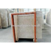 Chinese Marble Stone Beige Slab (A17) Manufactures