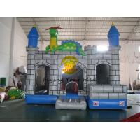 Fashionable Advertising Castle Bouncer Commercial For Outdoor Manufactures