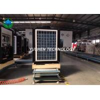 China Residential Indoor Air Source Heat Pump / Heat Pump Heating And Cooling System on sale