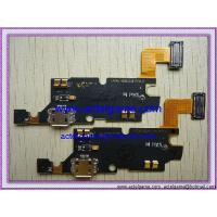 Samsung Galaxy Note i9220 N7000 Charging Block Connector Module with Flex Samsung repair parts Manufactures