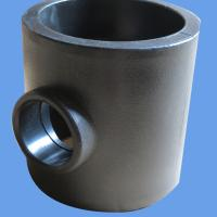 Injection Molded HDPE Butt Fusion Reducer Tee For Water Supply With Factory Price Manufactures