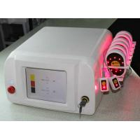 635nm Diode / Lipo Laser Relieve Fatigue Machine With Eight Pads Manufactures